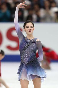 Evgenia Medvedeva || NHK Trophy 2017 https://www.fanprint.com/licenses/akron-zips?ref=5750