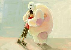 Big Hug by Carl Chang [©2015]