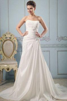Princess ,Sweetheart, White, Wedding Dress