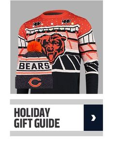 new product 3ea98 29a4b Chicago Bears Gear, Bears Jerseys, Store, Chicago Pro Shop, Apparel