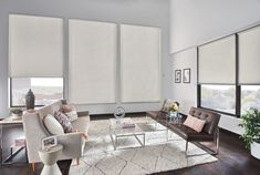Cellular Window Shades from Budget Blinds come in a wide variety of beautiful styles. Schedule a free in-home consultation to see our full line of Cellular Window Shades. Honeycomb Shades, Budget Blinds, Cellular Shades, Custom Window Treatments, Window Coverings, Windows, Curtains, Interior Design, Furniture