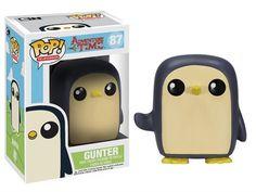 Pop! Television: Gunter - Adventure Time Bobble Heads