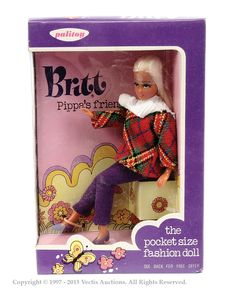 Palitoy Pippa Doll Britt - 1st Edition | Pippa Doll | Vectis Toy Auctions