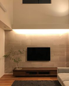 Tv Wall Decor, Led Panel, Living Room Tv, Gaudi, Tv Unit, Interior Design Living Room, House Design, Flooring, Furniture