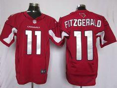 $22 for Men's NIKE Arizona Cardinals #11 Larry Fitzgerald Elite Team Color Jersey.Buy Now!http://sincerejersey.com/Men-s-NIKE-Arizona-Cardinals--11-Larry-Fitzgerald-Elite-Team-Color-Jersey-productview-139565.html. #SincereJersey