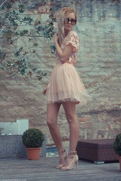 I want a tulle skirt sooo bad