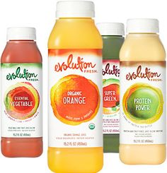 Starbucks' Juices. What do you think?