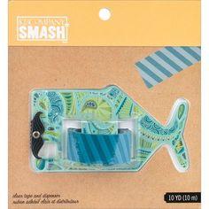 SMASH Tape Dispenser - Whale