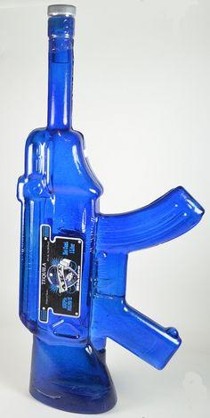 AK-T Blanco Tequila Rifle