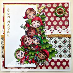 Copic Marker España: Feliz Navidad + Combos!!