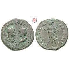 NEW  Römische Provinzialprägungen, Thrakien, Mesembria, Philippus I., Bronze 244-249, f.vz: Thrakien, Mesembria. Bronze 26 mm… #coins