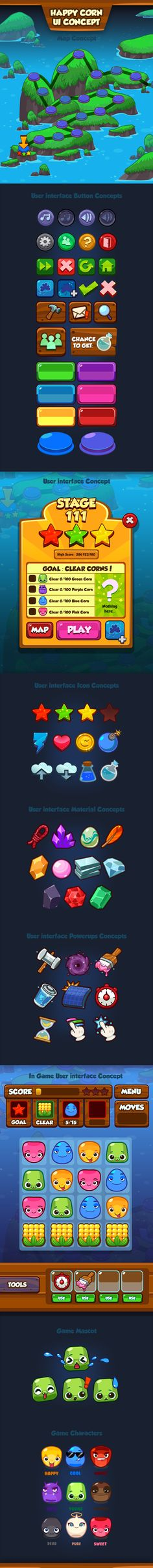 https://www.behance.net/gallery/23271733/Happy-Corn-Concept-UIUX