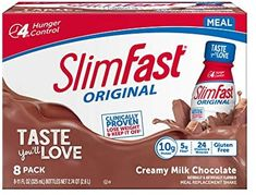 SlimFast Original Cappuccino Delight Shake Ready to Drink Weight Loss Meal Replacement of protein 11 fl. Bottle 8 Count Buy Now Protein Bites, Protein Shake Recipes, Weight Loss Meals, Weight Loss Shakes, Slim Fast, Gourmet Food Store, Gourmet Recipes, Slimming Coffee, Meal Replacement Drinks