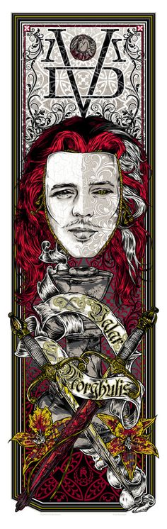 "VALAR MORGHULIS // The Faceless Men (""Call the Banners""-Series by Rhys Cooper)"