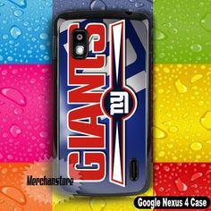New York Giants NFL Team Logo Google Nexus 4 Case