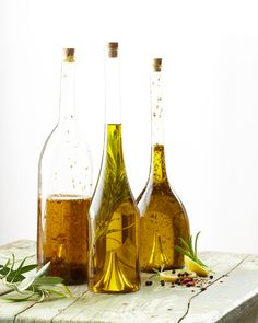 Have you ever attempted to make your own infused olive oil? What flavours did you experiment with?