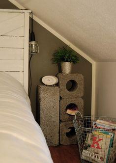 Harkoista yöpöytä - VaniljaHouse - CASA Blogit
