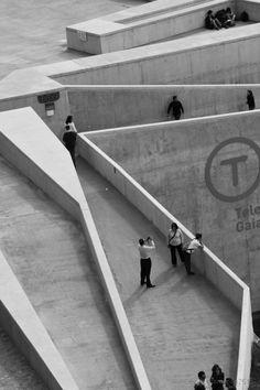 Teleférico de Gaia by MENOS É MAIS - Arquitetos Associados