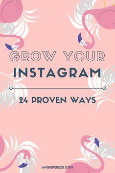 24 Instagram Hacks That Will Help It Grow Like Crazy!