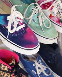 timeless design 034fa f7757 Pretty sweet Vans collection you got Elida Jansson!