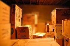 8 Spots To Get Moving Boxes Free-Of-Charge---Anyone want to HELP ME COLLECT BOXES :@) ???