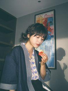 Shan Cai, Instagram Names, A Love So Beautiful, Meteor Garden, Digital Art Girl, Chinese Actress, Aesthetic Grunge, China Fashion, Ulzzang Girl