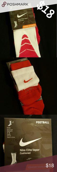 Nike Elite Vapor Cushioned Socks Nike Elite Vapor Cushioned Socks Nike Accessories Socks & Tights