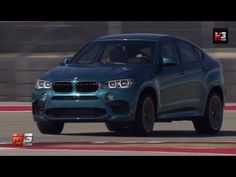 NEW BMW X6M 2015 - TEST DRIVE RACETRACK ROUND TWO ONLY SOUND