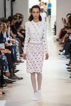 Paco Rabanne Spring Summer 2017 - Dress