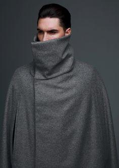 The Style Examiner: Sébastien Blondin Menswear Autumn/Winter 2013
