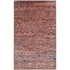 Aquasilk Overdyed Rug  Inspired by the tranquil beauty of the ocean, this one-of-a-kind rug is individually hand-knotted from handspun silk in India.