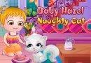 Baby Hazel Naughty Cat - http://www.juegosfrivol.com/baby-hazel-naughty-cat.html - Baby Hazel Naughty Cat. Bebé Hazel es un apasionado de su gato, Katy. Ayuda Bebé Hazel a bañar la ducha gata Katy y jugar con ella.
