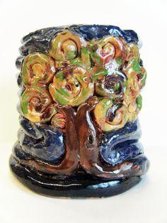 Coil Pots RHS 2011-12 (Artist: Janay DeMello, Teacher: Hope Chella)