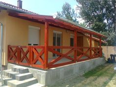 Pergola, Cabin, House Styles, Gardening, Home Decor, Home Decorations, Decoration Home, Room Decor, Outdoor Pergola