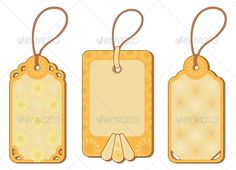 Tags with Floral Pattern  #GraphicRiver         Set labels tags with floral pattern and ropes  	 Vector EPS 8 plus AI CS 5 plus high-quality Jpeg. Editable vector file, containing only vector shapes. No gradients. No transparencies.     Created: 17April13 GraphicsFilesIncluded: JPGImage #VectorEPS #AIIllustrator Layered: No MinimumAdobeCSVersion: CS5 Tags: abstract #art #backdrop #background #blank #border #contour #decor #design #element #empty #flower #graphic #hand-draw #label…