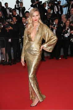 Natasha Poly Cannes Film Festival