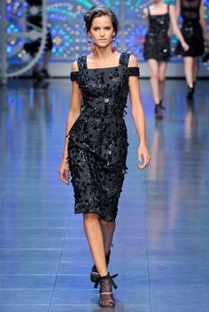 Dolce & Gabbana - Spring 2012 Ready-to-Wear - Look 64 of 76