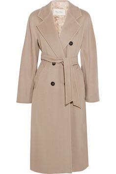Max Mara | Madame 10180 wool and cashmere-blend coat | NET-A-PORTER.COM