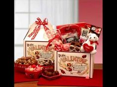 St Valentine Day By Kim's La Bella Gift Baskets