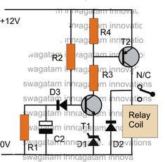 Washing Machine Motor Agitator Timer Circuit Homemade