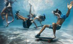 SuperVisor 180° full face snorkeling mask by PLUSH sport & adventure   plushsport.com