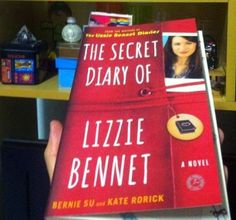 Resenha: The Secret Diary of Lizzie Bennet – Bernie Su e Kate Rorick | Blog do Ben Oliveira