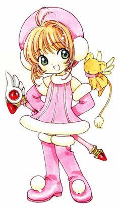 Siempre luchare por mis sueños mas cercanos: Sakura Card captors
