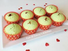 Join Plate & Palate: Ondeh Ondeh Cupcakes by Angela Seah Thulin