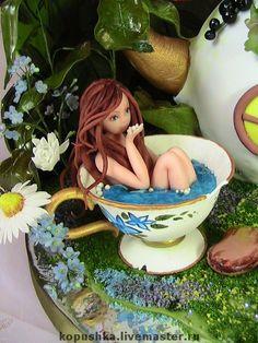 Fairy cake by kopushka