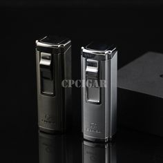 IPRee Multi-function Pipe Lighter Specialized Refillable Butane Vintage Ignitor