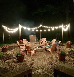 Good backyard fire pit party ideas to refresh your home