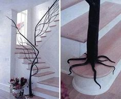 Stairs' deco
