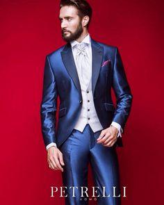 87143caeabe3 Lo stile inconfondibile e l eleganza sublime del  tight contemporaneo dello  smoking new  Concept for  wedding Petrelli Uomo  Classic Pleasure   cerimonia ...