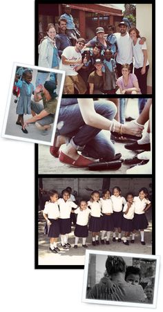Photos from TOMS Giving Trips // #travel  #distribution #shoes #kids #children One for One #OneforOne #travelingTOMS #TOMSshoes